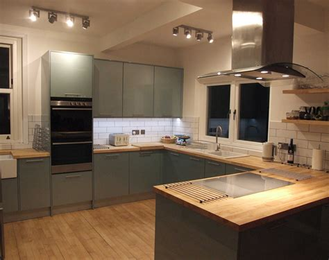 glass kitchen cabinets wickes white high gloss kitchen doors the cupboard for 1230