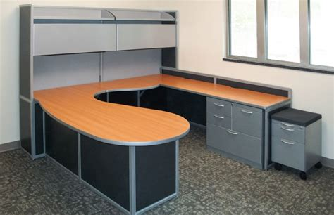Office Furniture Concepts by Custom Office Desks For Increase Productivity Interior