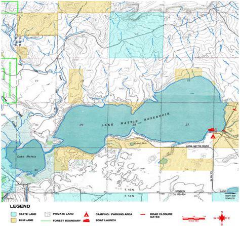 Lake Hattie Public Access Area