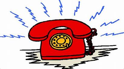 Telephone Clipart Ringing Clipartmag