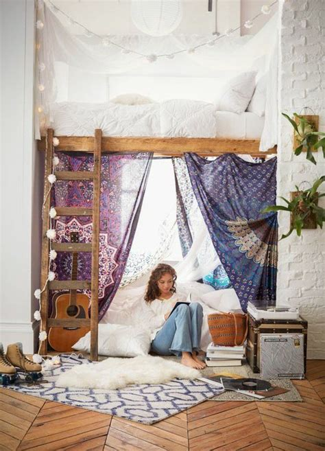 chambre fille avec lit mezzanine 25 best ideas about lit mezzanine fille sur