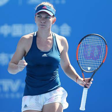 Simona Halep's Racquet | Tennisnerd.net