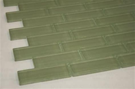ocean spray  inx inolive green glass tile