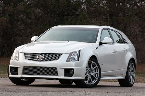 Cadillac Cts V Sport Review by 2011 Cadillac Cts V Sport Wagon Review Photo Gallery