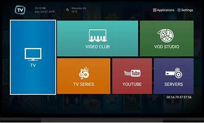 Player Stalker Iptv Screen