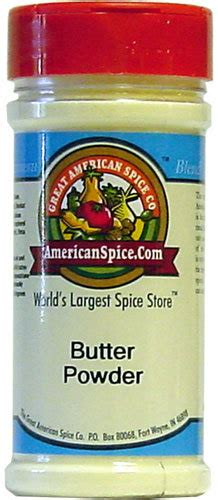 butter substitute butter powder butter substitute