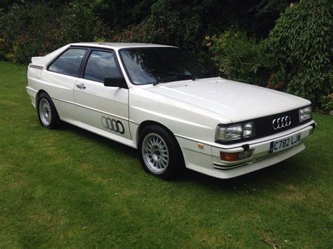Audi Quattro For Sale Usa by 1986 Audi Quattro For Sale Classic Cars For Sale Uk