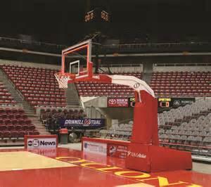 Official NBA Basketball Hoop