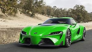 Toyota FT-1 Concept Colored Cars
