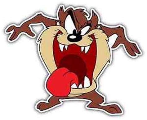 cartoon car png taz tasmanian devil kids cartoon car bumper window vinyl