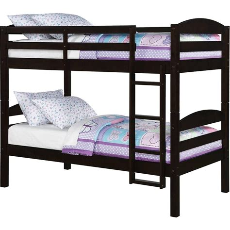 bunk bed bunk bed for converts to two solid wood guard