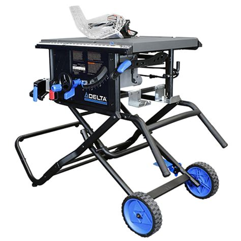 delta table saw power switch delta power tools 36 6020 10 portable table saw with