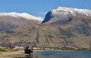 the ben nevis range from corpach c the carlisle kid geograph britain and ireland