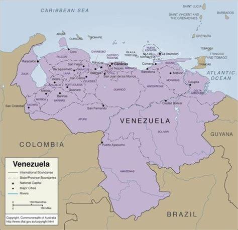 ¿Con qué países limita Venezuela? » Respuestas.tips