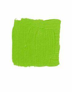 Lime Green Paints on Pinterest