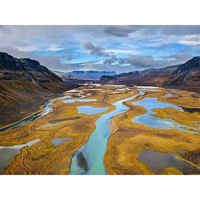 Sarek National Park Sweden - Geographic Travel