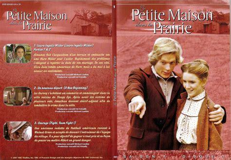 jaquette dvd de la maison dans la prairie saison 7