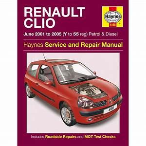 Renault Clio 1 2 1 4 1 6 Petrol 1 5 Td 2001