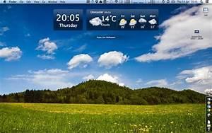 Live Weather Desktop Wallpaper For Mac