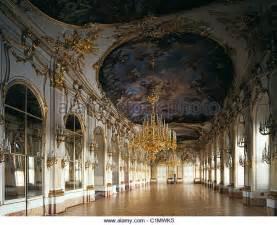 Vienna Schonbrunn Palace Interior