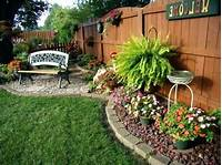 small landscaping ideas Top Small Landscape Ideas : iwmissions Landscaping ...
