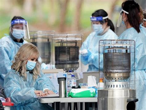 Concern as Victoria's virus cases spike | The Maitland ...