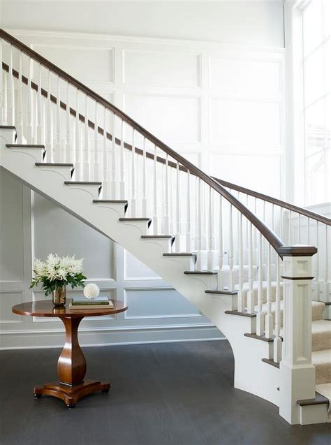 shelves  table  staircase wall transitional