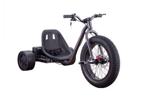 Drift-trike 36v Battery Adult Teens Drifting Tricycle Bike
