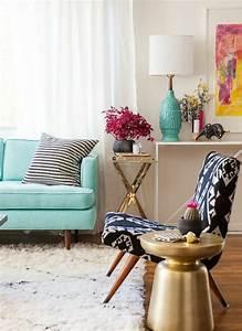 1001 conseils et idees pour une deco couleur vert d39eau With tapis chambre bébé avec collant noir motif fleur