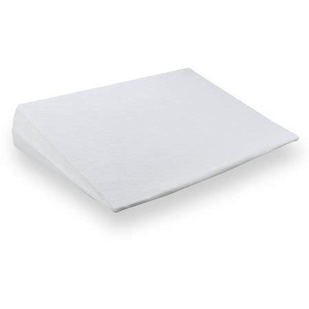 beautyrest memory foam pillow beautyrest wedge memory foam pillow with removable cover