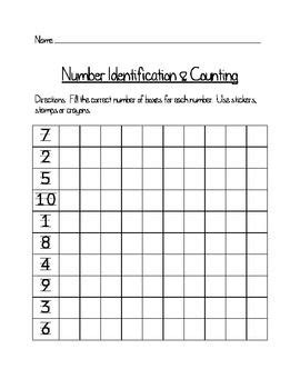 all worksheets 187 one to one correspondence worksheets for