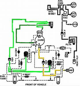 74 F100 Factory Vacuum And Emissions Diagrams  302
