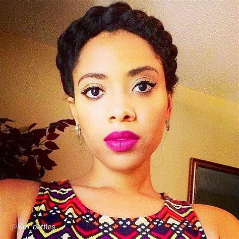 natural hair protective styles     gallery