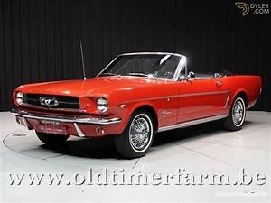 Classic 1965 Ford Mustang Convertible V8 for Sale - Dyler