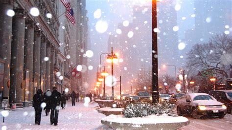 Permalink to Wallpaper Winter City