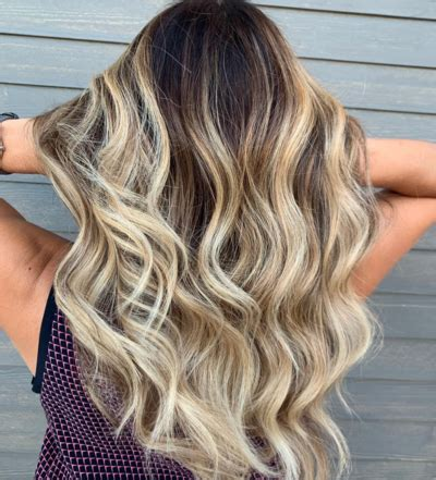 pretty balayage hair color ideas   glamour