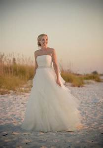 light flowy wedding dress yet poofy and beautiful With light flowy wedding dresses