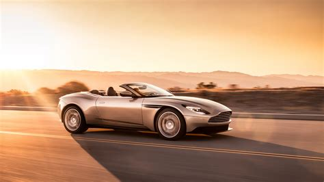 2019 Aston Martin Db11 Volante Wallpapers & Hd Images