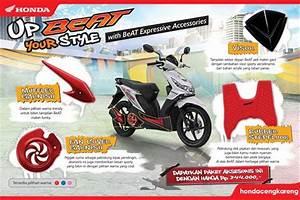 Jual Paket Aksesoris Resmi Honda Beat Karburator Di Lapak