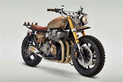 Esta Es La Moto Con La Que Daryl Dixon Sobrevive Al