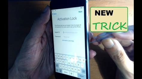 how to unlock and remove icloud activation lock with new