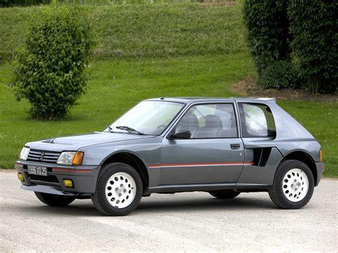 PEUGEOT 205 T16 - 1984, 1985 - autoevolution