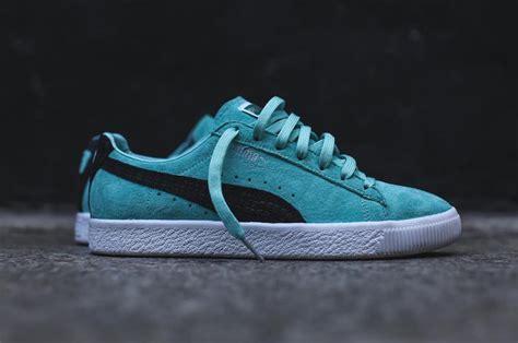 PUMA x Diamond Supply Co. Tiffany Blue   Sneaker Bar Detroit
