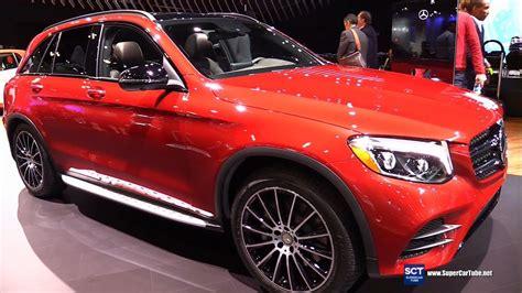 Explore the glc 300 interior in person! 2016 Mercedes-Benz GLC-Class GLC 300 SUV - Exterior ...