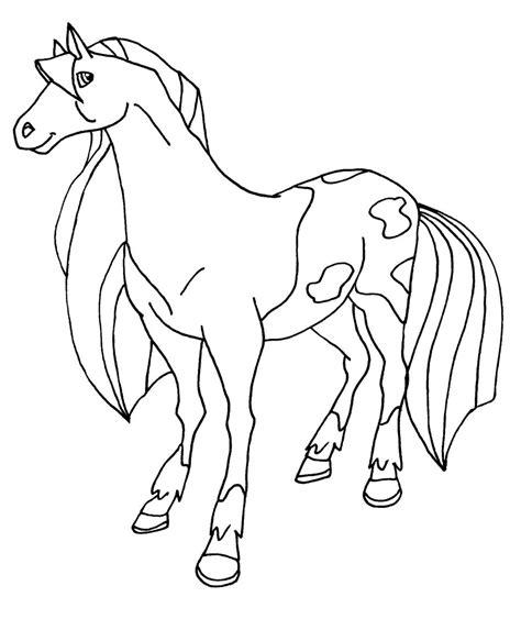 malvorlagen fur kinder ausmalbilder horseland kostenlos