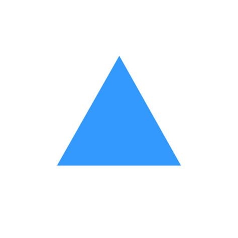 triangle 8 8 inchi by alroy prisma ios icon uplabs