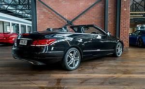 2015 Mercedes Benz E 200 Cabriolet - Richmonds - Classic And Prestige Cars