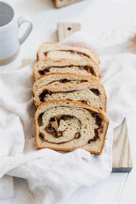 cinnamon bread apple swirl slices any swirled questions making