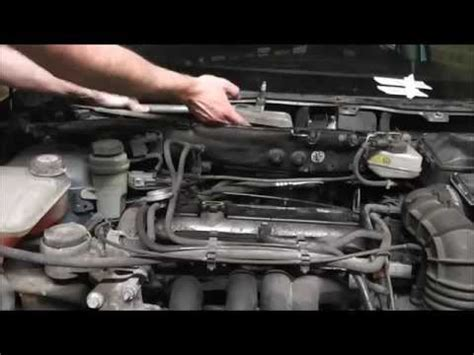 repair windshield wipe control 2009 ford fusion engine control ford focus windscreen wiper motor replacement youtube