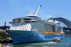 Addict Deck by Ovation Of The Seas Accessible Cruise Ship Have